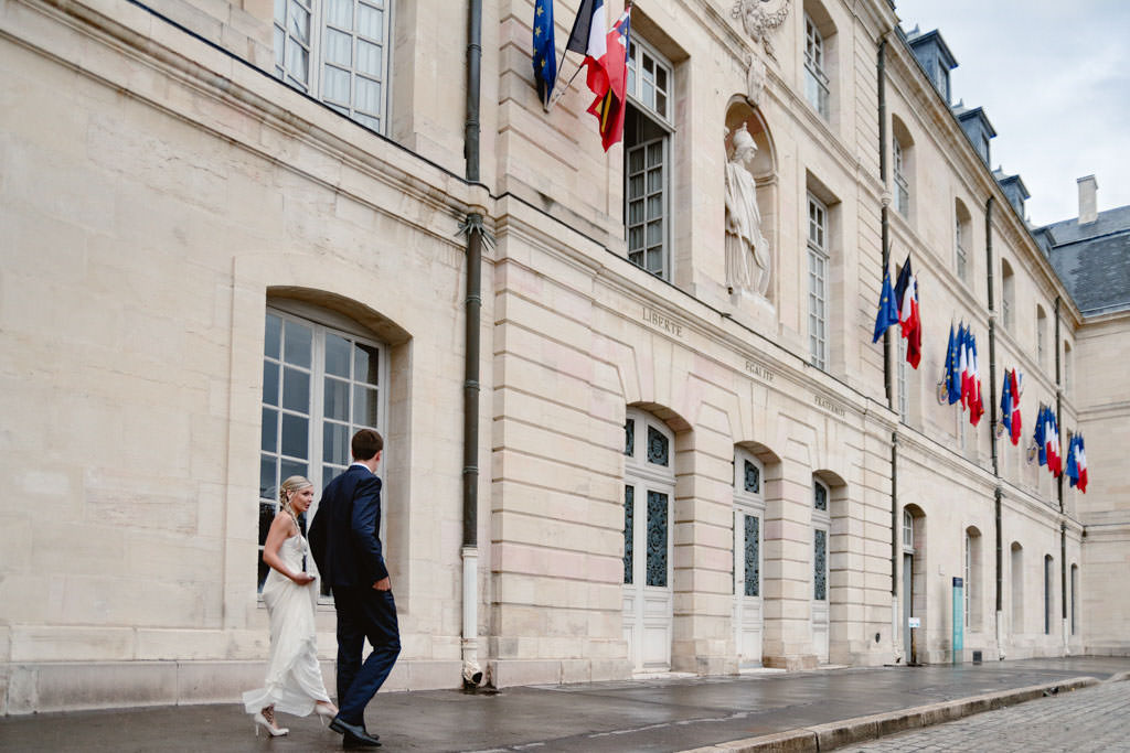 mariage dijon bourgogne photo mairie