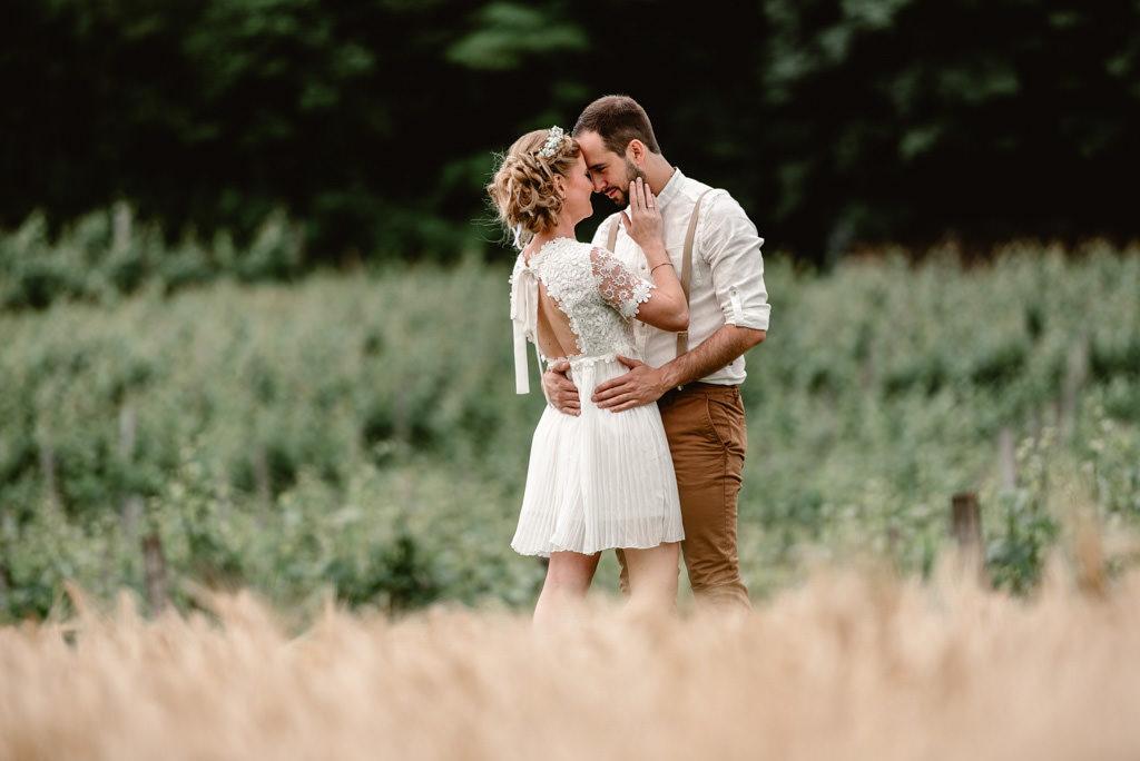 photographe mariage beaune bourgogne vignes nuits saint georges maries couple photo