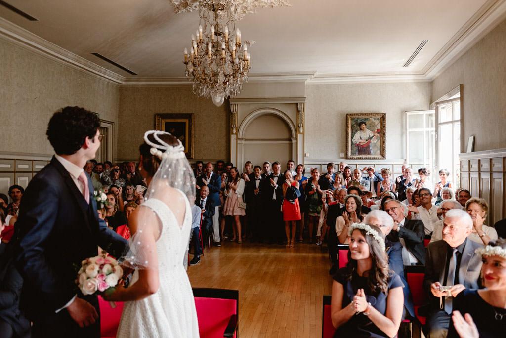 photographe mariage dijon bourgogne ceremonie mairie