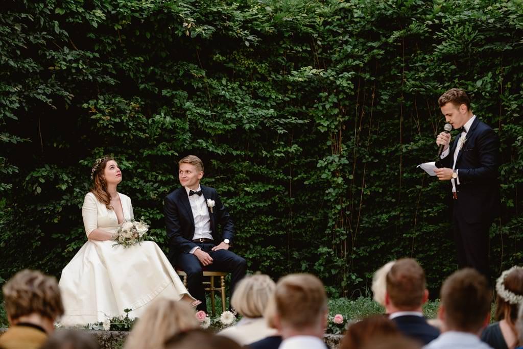 photographe mariage dijon bourgogne chateau bussy rabutin ceremonie laique maries