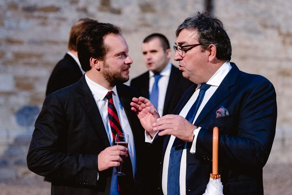 photographe mariage dijon bourgogne chateau clos vougeot vin dhonneur