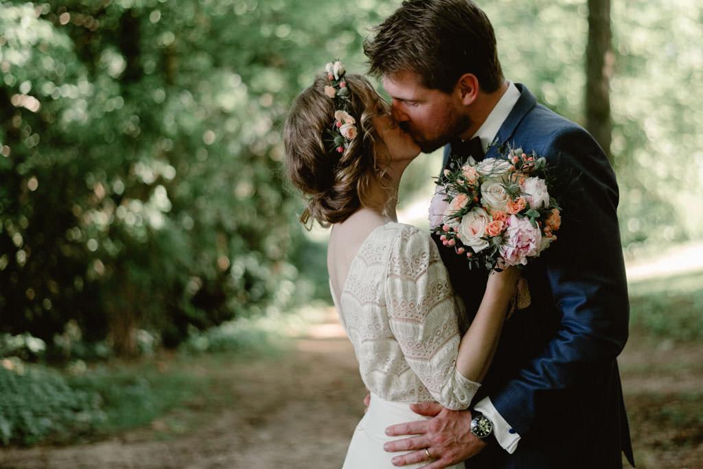 photographe mariage dijon bourgogne domaine pont pany maries couple photo