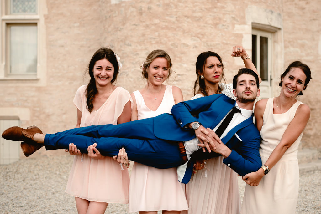 photographe mariage dijon bourgogne manoir equivocal vin dhonneur groupe