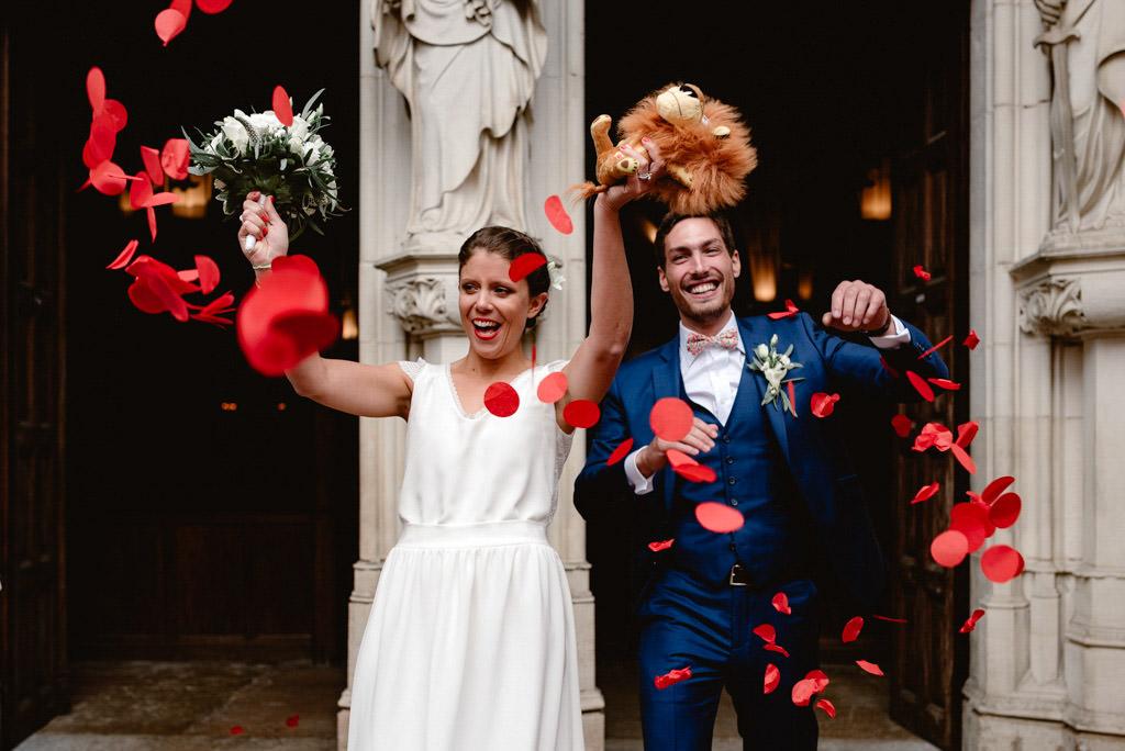 photographe mariage dijon bourgogne meursault ceremonie eglise maries