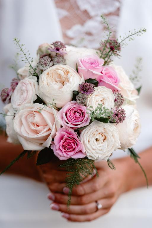 photographe mariage dijon bourgogne photo bouquet fleurs