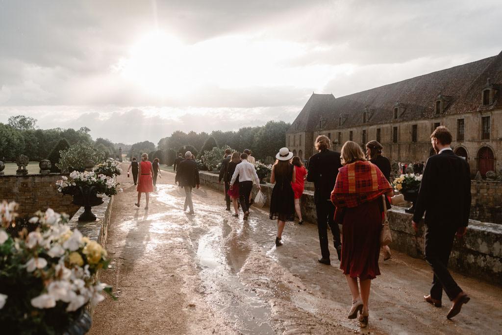 photographe mariage dijon bourgogne photo chateau sully vin dhonneur soiree