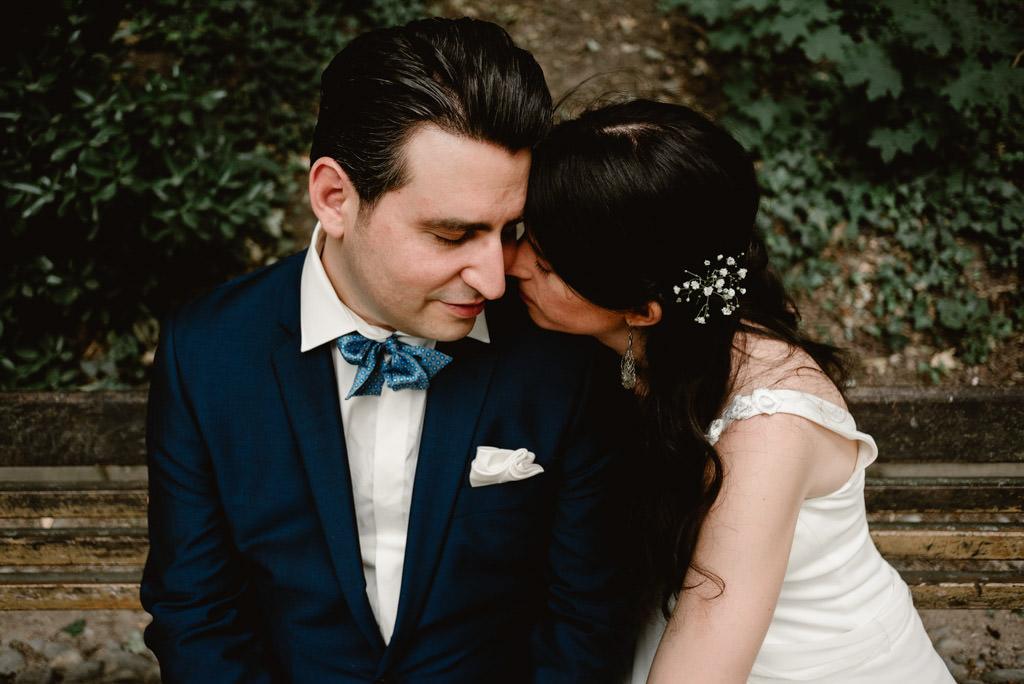 photographe mariage lyon rhone alpes domaine ile barbe maries couple photo