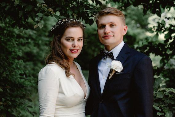 photographe mariage dijon bourgogne chateau bussy rabutin maries couple photo