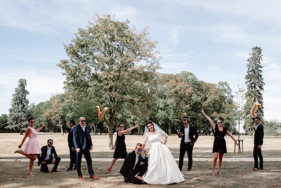 photographe mariage nevers nievre bourgogne chateau planchevienne maries couple photo